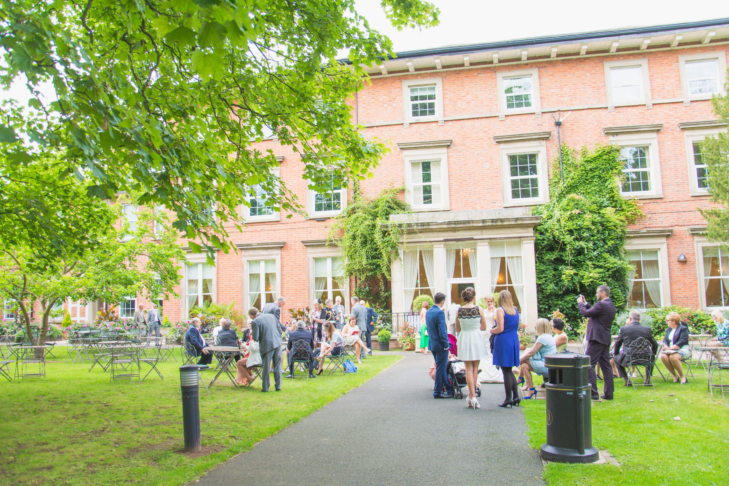 Rodbaston Hall Shortlisted As Wedding Venue Of The Year In The 2017 Bridebook Awards
